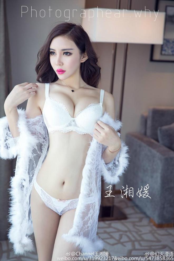 最具東方魅力的時尚超模 王湘媛