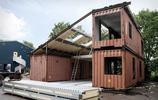 牛人改造家:花1萬買了3個集裝箱,搭了這麼一套人人都想要的別墅