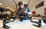 走進歐洲無人機生產廠 看無人機的製造過程