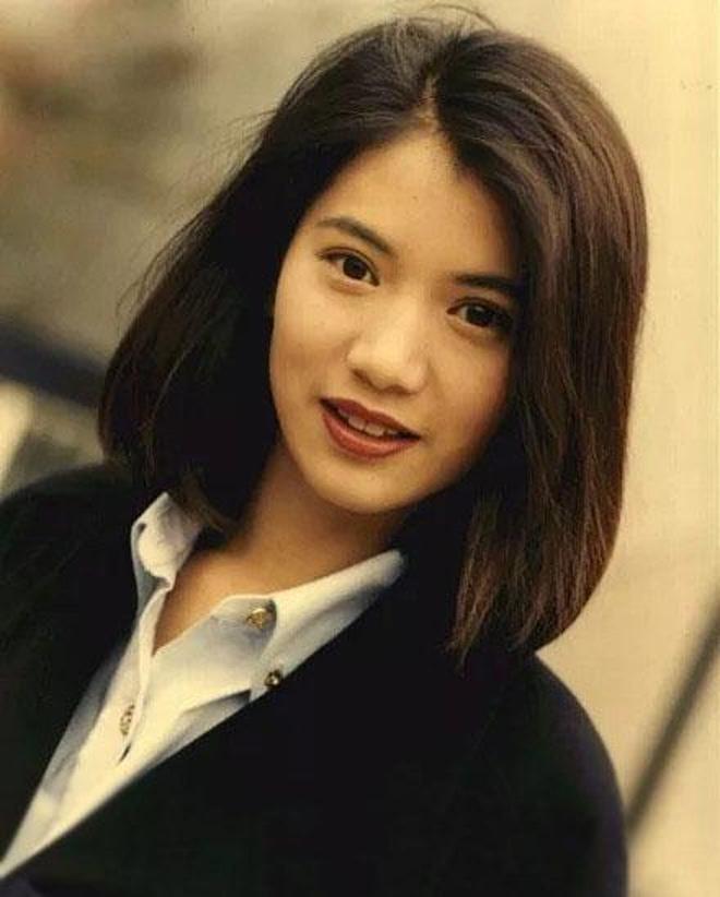 年輕時的袁詠儀,靚的讓人心動