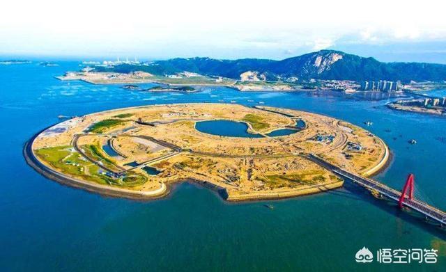 漳州港雙魚島什麼時候建建築物?