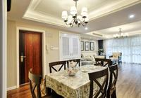 130平的美式新房,預算25萬設計費就花了一萬,但這效果很值!