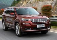 新年買車,喜歡jeep的朋友,全新的jeep大指揮官不錯