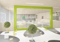 幼兒園環境設計,淺談幼兒園設計裝修的重要性
