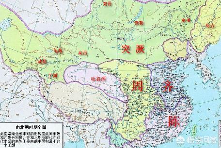 東魏(北齊)勢力遠比西魏(北周)強大,為什麼最終反而被北周消滅?