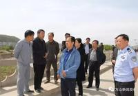 方山:縣長李溢濤對環保工作進行調研督促