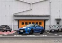 日產GT-R,戰神就是戰神,走到哪兒都受歡迎!
