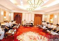 胡忠雄會見碧桂園集團副總裁 推進特色小鎮項目建設