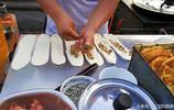 80後農村小夫妻早市賣這種小吃火的不行,3小時進賬千元,時速飆到150