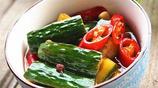 為什麼飯店做出來的醃黃瓜這麼好吃?訣竅很簡單,3分鐘就能學會