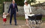 喬治王子發怒了!簡直太可愛!小不點好像天使