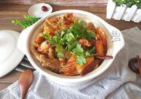 這鍋菜飯店賣128塊錢,自己做30塊錢,家人很喜歡,一鍋吃光光