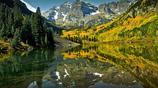 落基山國家公園旅遊實拍:落基山脈無與倫比的湖光山色所震撼