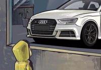 一汽奧迪A3,高顏值高動力,撩妹神車,不足15萬圓兒時夢