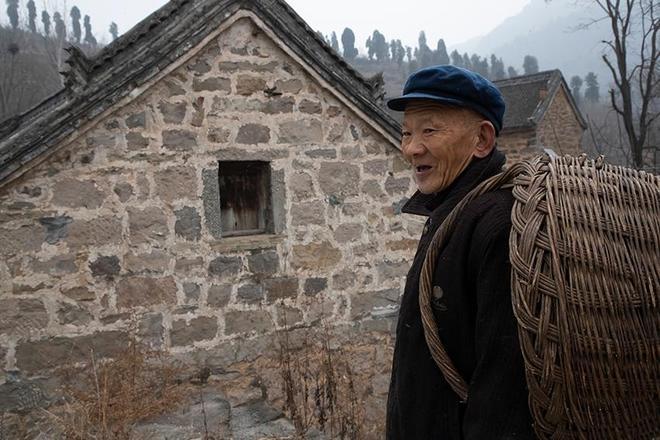 太行山區古村落,古風古韻猶存,鄉土風情醇厚,寒冬也令人迷戀