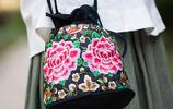 今年夏天不流行皮包,時尚純手工刺繡包,精巧美觀中國風濃郁