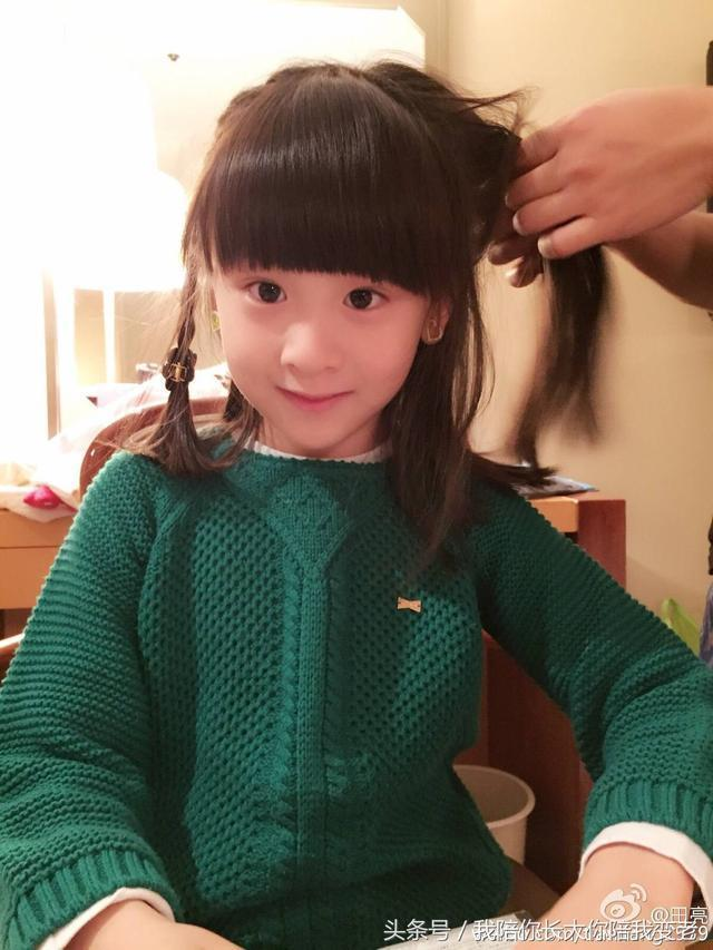 修杰楷、賈乃亮、田亮、陸毅等奶爸給娃梳頭,論手藝就服陸毅