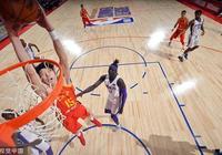 男籃將出戰NBA夏季聯賽第三場,NBA級別的大魔王周琦盼找回手感?