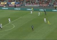 國際冠軍盃-埃德爾梅開二度 裡貝里傷退 國米2-0拜仁