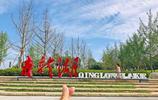 """青龍湖溼地公園,成都的城市""""綠肺"""",公園城市的生態公園"""