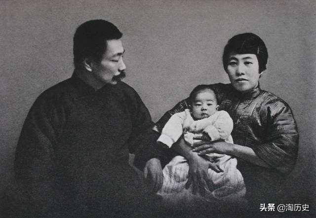 """當鬥士魯迅成為奶爸,會怎樣對待孩子?不遜於當今的""""晒娃狂魔"""""""