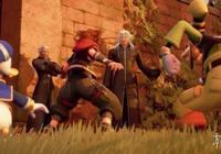 ARPG遊戲《王國之心3》最新預告片展示酷炫戰鬥和精彩劇情
