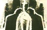 末代皇帝溥儀老照片:圖4站在皇宮房頂,圖9與日本裕仁天皇在一起