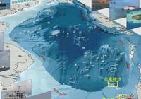 九段線劃界基石的曾母暗沙,常年隱沒水下十幾米註定難以吹填造島