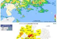 廣東省啟動氣象災害暴雨Ⅱ級應急響應