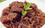 絲滑爽口的醬大骨燉粉條,吃一口忘不了,回味無窮