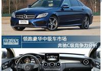 2017款北京奔馳C級競爭力分析