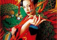 江戶時代,藝妓的明爭暗鬥《惡女花魁》