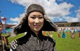 實拍美麗時尚的蒙古國姑娘,比想象中開放