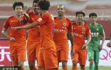中超-山東魯能1-0北京國安 吳興涵進球+造點