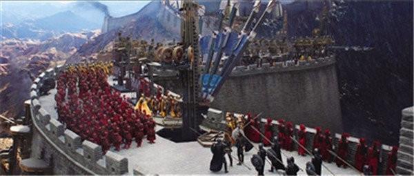 《長城》和《指環王》誰更好看些?