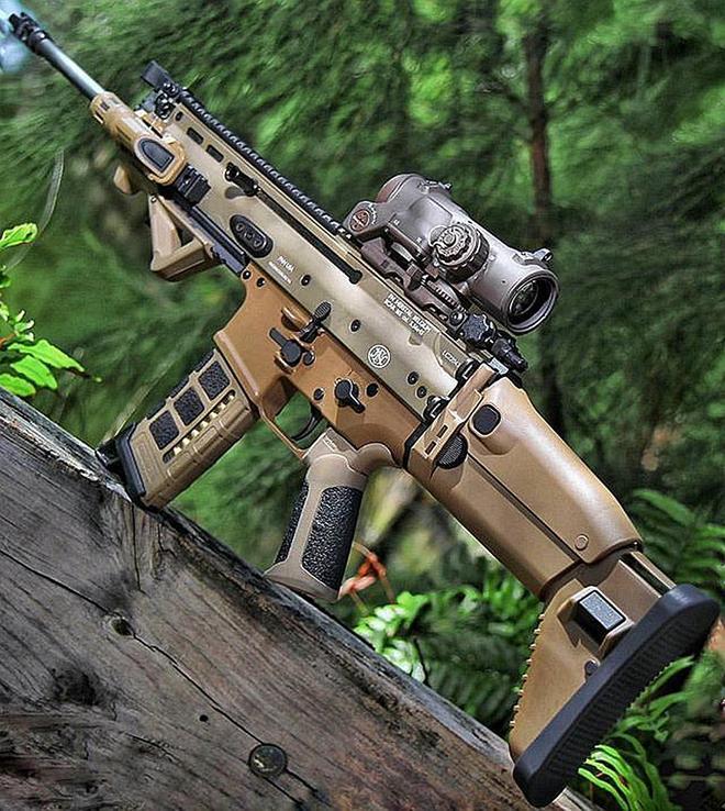輕武器欣賞系列,步槍機槍狙擊槍,看看圖片過過癮