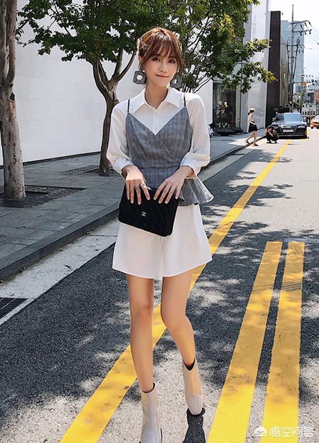 到穿襯衫的時侯了,在街上看到一些新鮮穿法,襯衫到底可以穿出多少種花樣?求推薦?