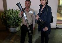 薩爾瓦多紀行之三 槍是這裡的一種生活方式
