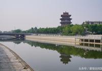 京杭大運河——走過滄州市區段