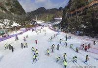 貴州八大滑雪場,這個冬天好玩了!