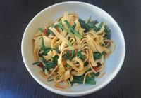 香油韭菜豆腐皮