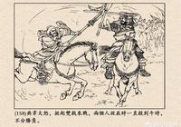 典韋、許褚、馬超三人中誰的武藝更高?