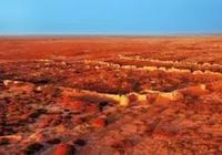 大漠孤煙鎖陽城
