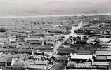 老照片:偽滿時期的吉林市,現在已經認不出了