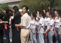 """""""萬人迷""""陳好三胎兒子疑曝光!母子倆親吻畫面超溫馨"""