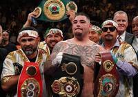 和魯伊茲一樣他也曾爆冷KO不敗拳王,但身為冠軍的他還在打工