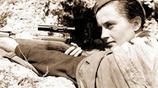 老照片:二戰最漂亮的戰爭機器,蘇聯美女狙擊手
