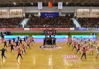 第十九屆CUBA中國大學生籃球聯賽(西北賽區)在西安開幕