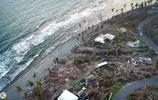 颶風瑪麗亞對房屋和基礎設施造成了嚴重破壞