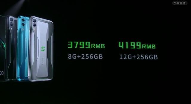 黑鯊2發佈,定位遊戲極客、主播、電競玩家。IQOO看後說:穩了!